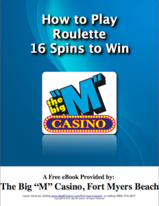 How to Play Roulette - 16 Spins to Win, Fort Myers Beach