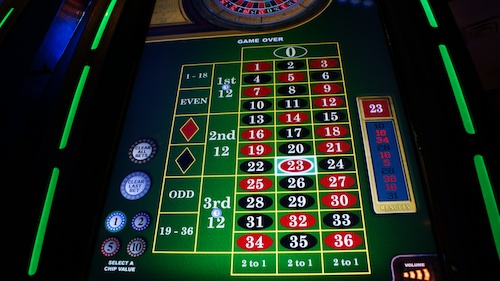 virtual roulette tips