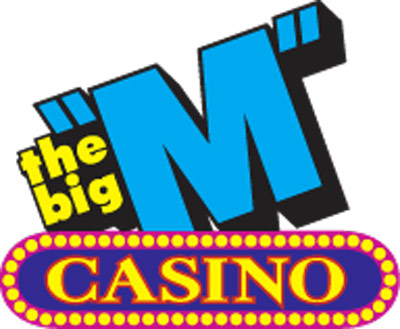 "logo copy400 The Big ""M"" Casino, Fort Myers Beach, Offers New Lunch & Dinner Cruise Schedule with Vegas Style! Gambling"
